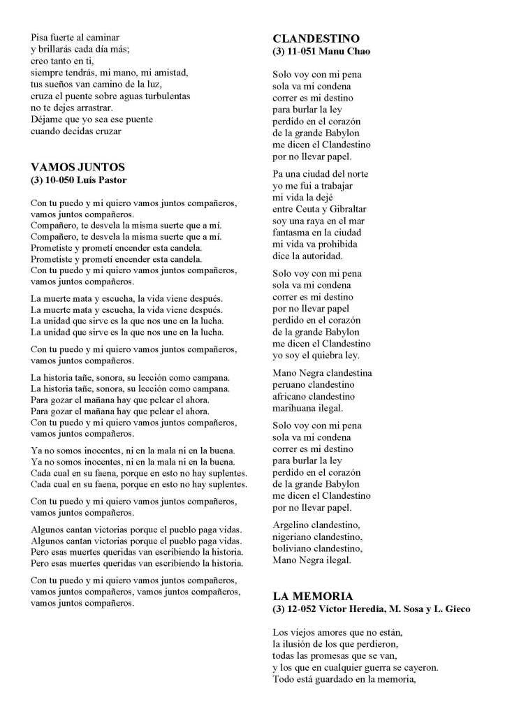 LA SOLIDARITAT... Nº 8 Lletres de cançons..._Página_27
