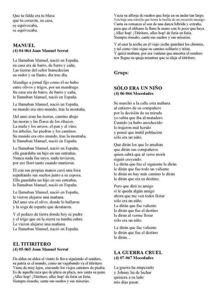 LA SOLIDARITAT... Nº 8 Lletres de cançons..._Página_33